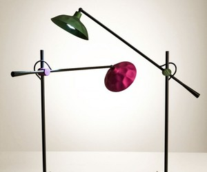 Batucada Lamp by Jahara Studio