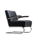 Bauhaus Lounge Chair by Thonet GmbH