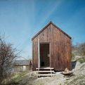 Beach Cabins In Gotland