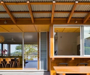 Beach Shack Couture by Matt Elkan Architecture