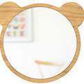 Bear Face Mirror