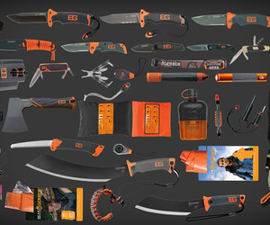 Bear Grylls Survival Tools