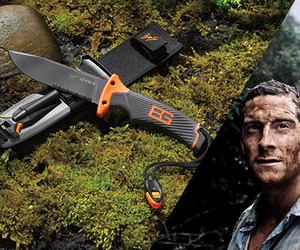 Bear Grylls Ultimate Survival Knife