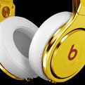 Beats by Dr. Dre Pro 24 Karat Gold Headphones