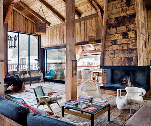 Beautiful and vintage style villa in the French Alps