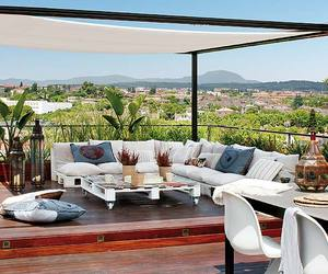 Beautiful apartment with a 80 sqm terrace