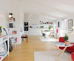 Beautiful Attic Apartment Filled with Positive Energy