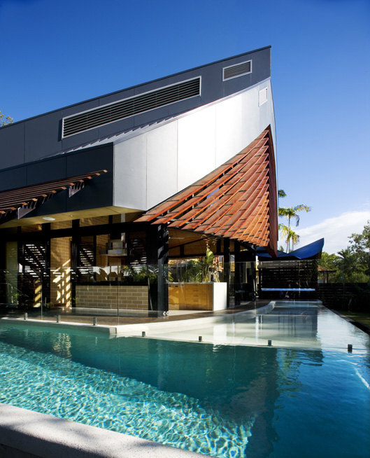 Beautiful Beach House By Charles Wright