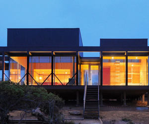 Beautiful beach house in Chile