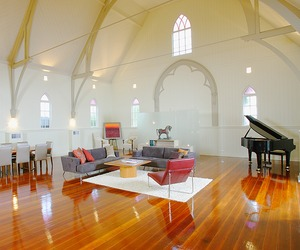 Beautiful Church Conversion in Brisbane