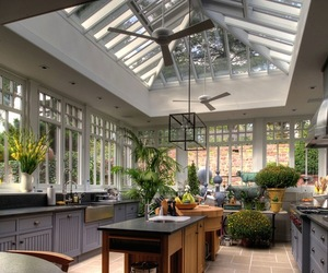 Beautiful Conservatory Style Spaces