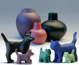 Beautiful Hand Sculpted Vases & Animal Figurines