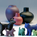 Beautiful Hand Sculpted Vases & Animal Figurines