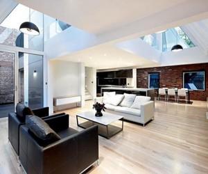 Beautiful Modern Warehouse Home