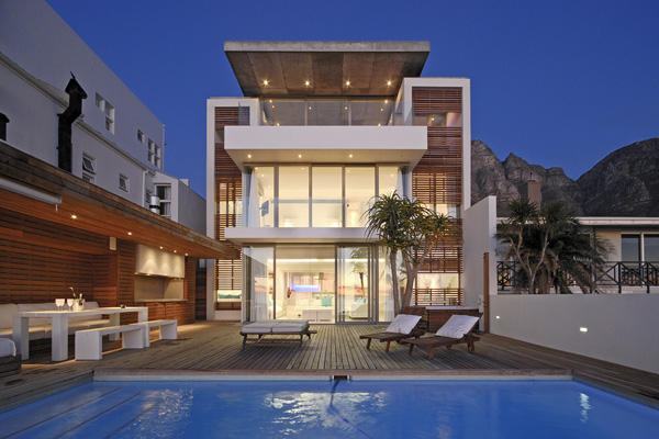 beautiful home in camps bay by metropolis design - Beautiful Home Pic