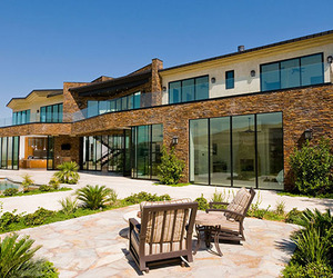 Beautiful Home with Automated Doors