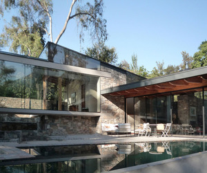 Beautiful House in Lo Curro by Schmidt Arquitectos