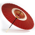 Beautiful Japanese Paper Umbrellas