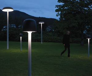 Beautiful Outdoor Lighting : Shroom by Ralston & Bau