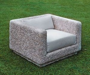 Beautiful Pebble Chairs and Sofas