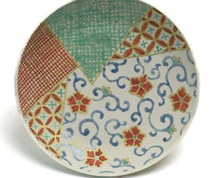 Beautiful Plates Created by Hiroyuki Fushihara