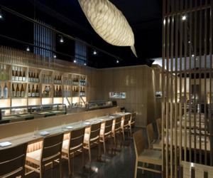 Beautiful Restaurant Design by Creme