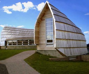 Beautiful Sustainable Design of Health Centre