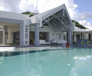 Beautiful vacation retreat in St. Martin