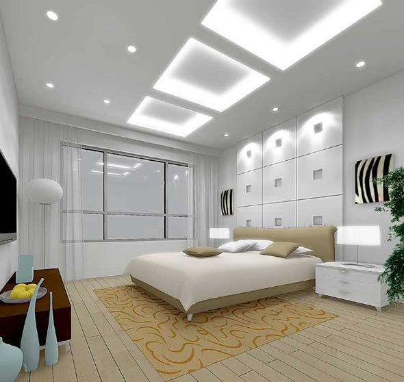 . Bedroom Interior Design Inspiration