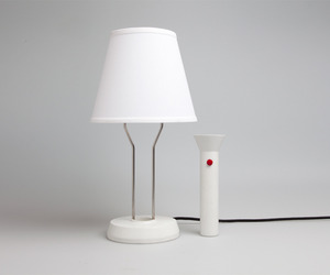 Bedside Lamp and Flashlight