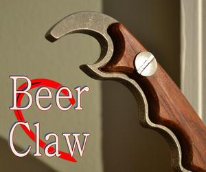 Beer-Claw, The Most Attractive and Ergonomic Bottle Opener