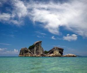 Belitung, Bird Island
