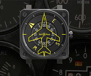Bell and Ross BR01 Aviation Collection Watches