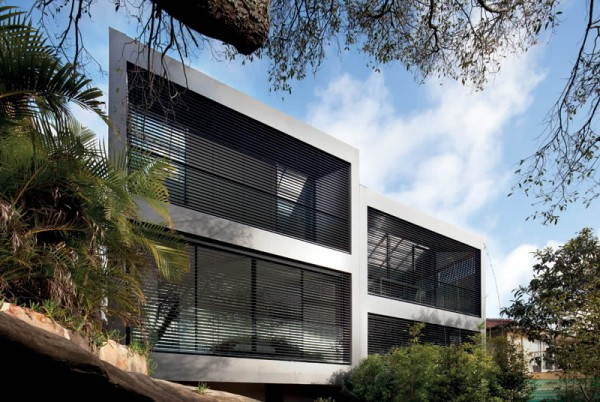 Bell Romero Houses By Chenchow Little Architects