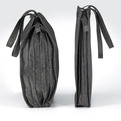 Bellows Overnight Bags by Benjamin Hubert