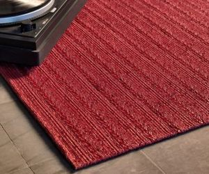 Belts Area Rug from Naturtex