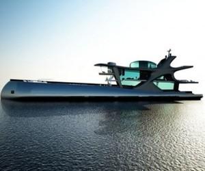 Beluga a Best New Super Yacht
