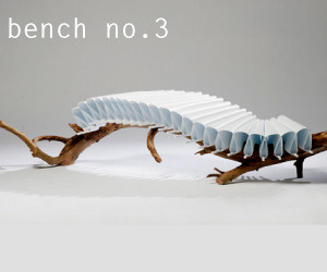 Bench No. 3 by Floris Wubben