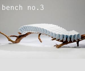 Bench No. 3 by Floris Wubben
