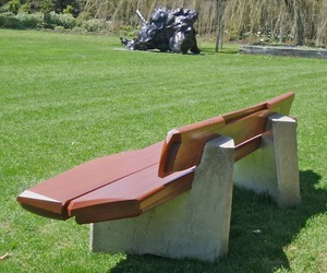 Bench Series #2 by Nico Yektai