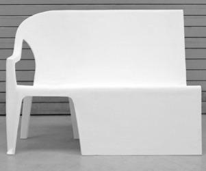 Benchchair by Thomas Schnur