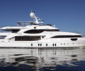 Benetti Yachts Launches First of its New Crystal Series