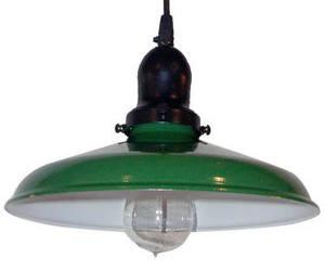 Benjamin Industrial Pendant Light by Barn Light Electric
