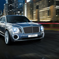 Bentley EXP 9 F Concept Sport Utility Vehicle