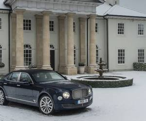 Bentley's Classic Mulsanne Model Gets a High-Tech Upgrade