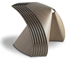 Bentwood Stool from Lapalma