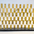 Bertoia Sculptural Screen Maquette at AADLA Show NYC