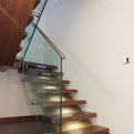 Bespoke Walnut Staircase.