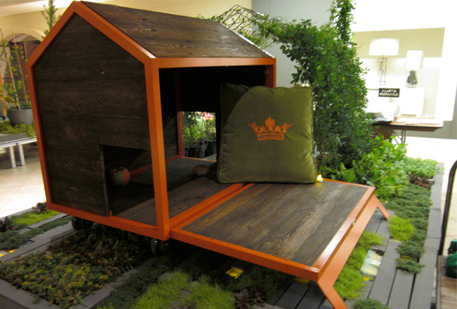 the most expensive dog house?roomworks