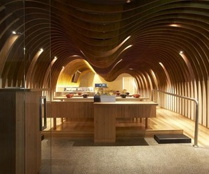 Best Japanese Restaurant Cave by Koichi Takada Architects